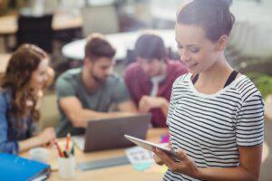 ventajas estudiar online con STI